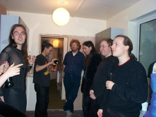 Joint Birthday Party 2003