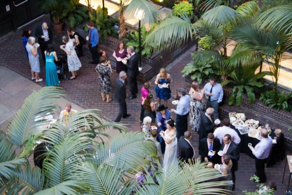 Nigel And Mary's Wedding