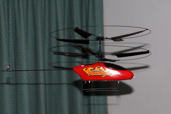 Jack's Helicopter